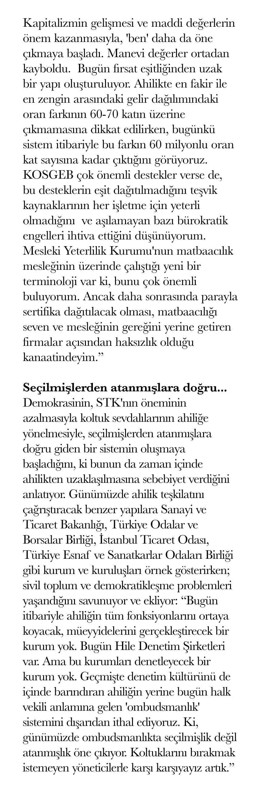 Basmen Dergisi Mayıs 2014